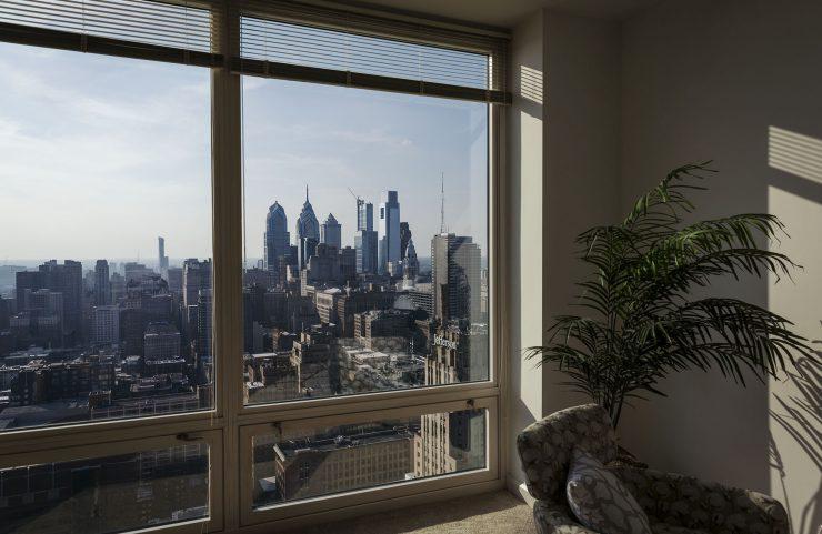 washington square apartments with views