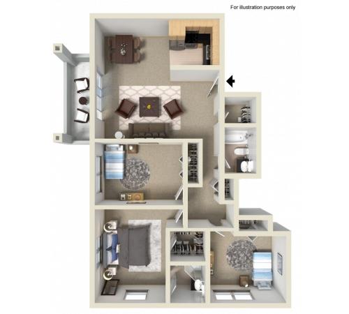 East norriton apartments norristown apartments dekalb apts for Amans indian cuisine norristown pa
