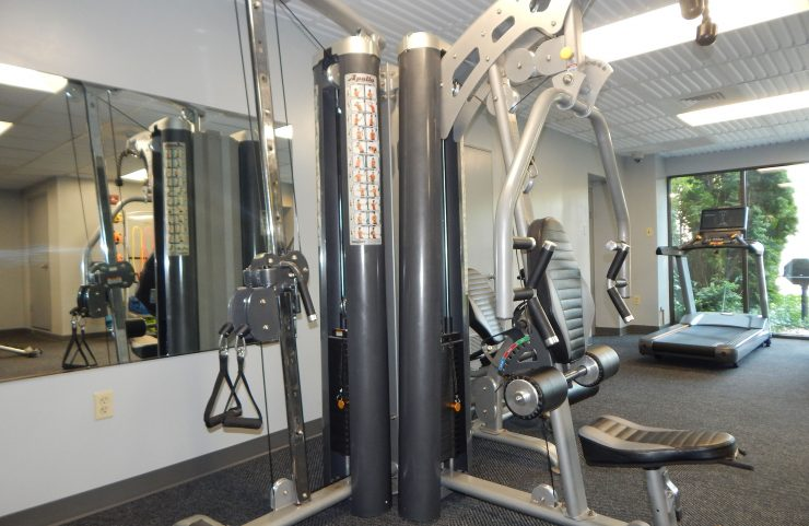 strength training machines