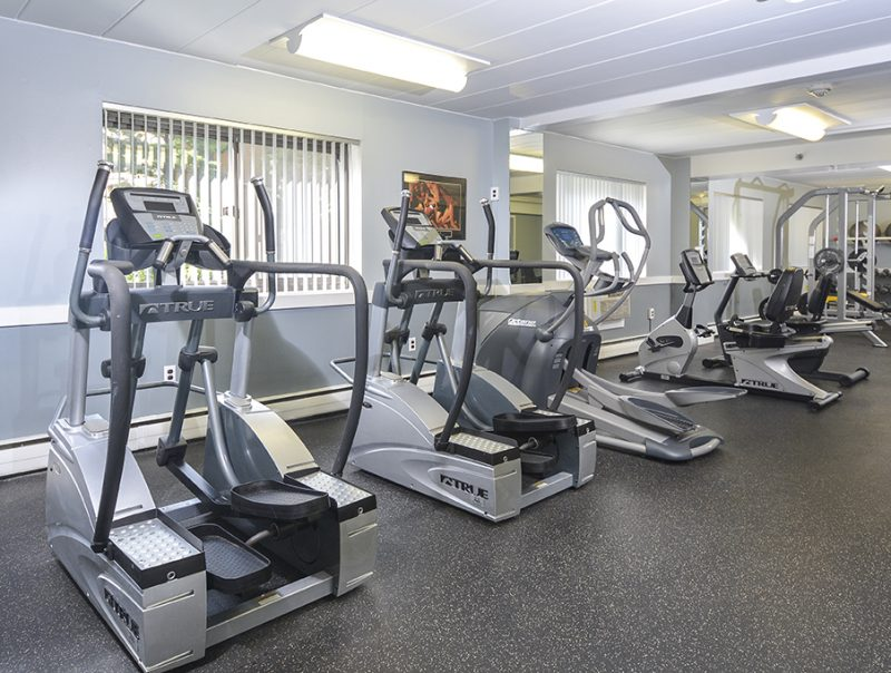 TWO 24 Hour Fitness Centers
