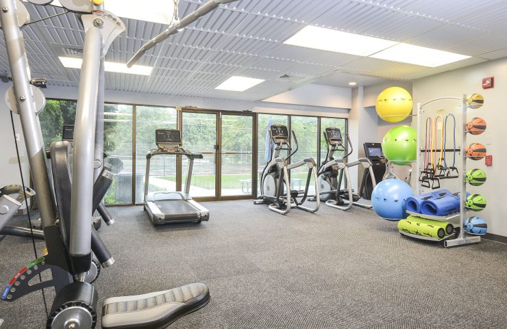Apartments with fitness centers in Allentown, PA