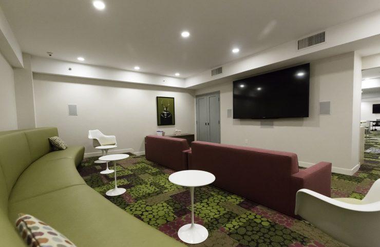 upscale center city apartments