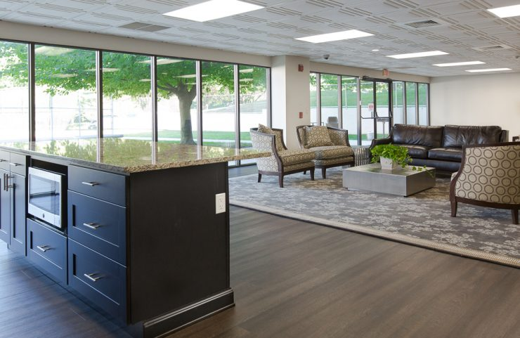 resident lounge with ample seating