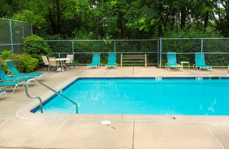 allentown apartment with swimming pool
