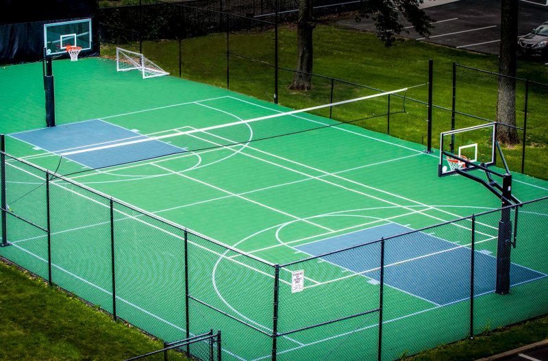 Multi Sports Court