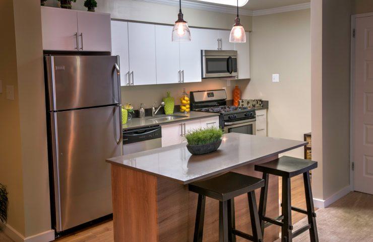 renovated east falls apartments