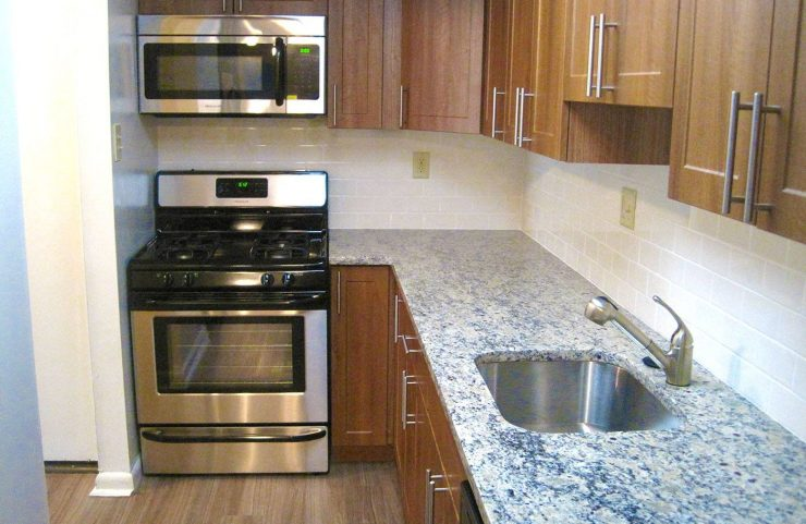 upscale kitchens with new appliances and fixtures