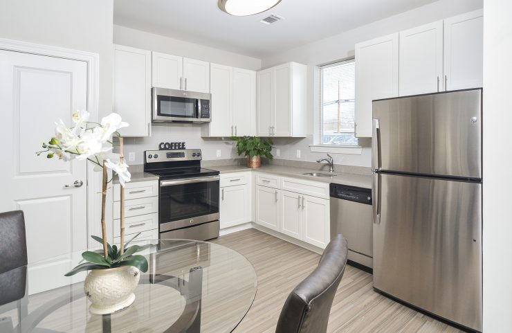 Modern apartments in phoenixville