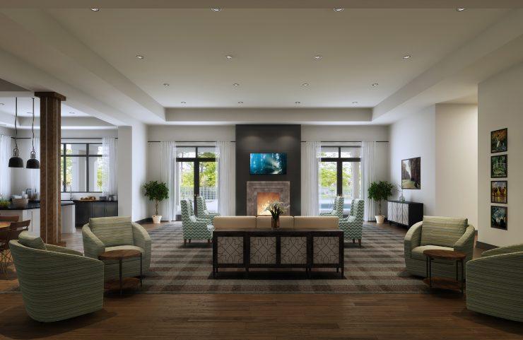 luxury phoenixville apartment