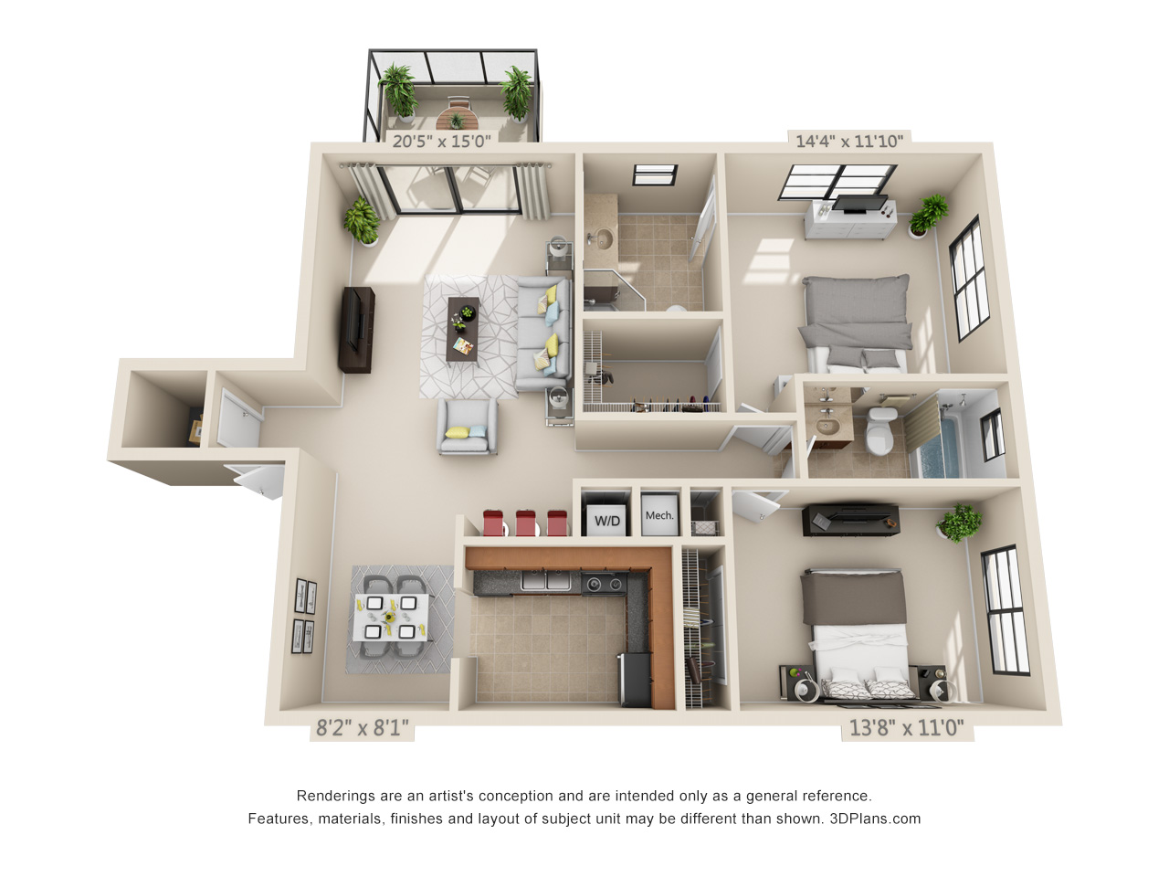 boca raton apartments in south florida