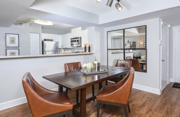 apartments with dining spaces in pembroke pines fl