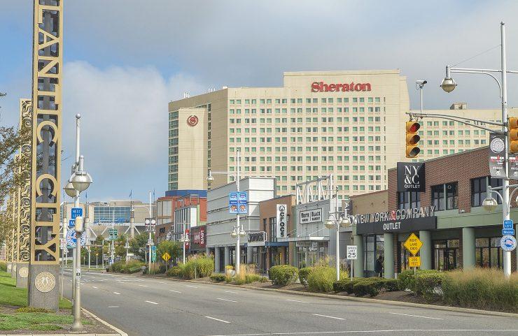 apartments near atlantic city
