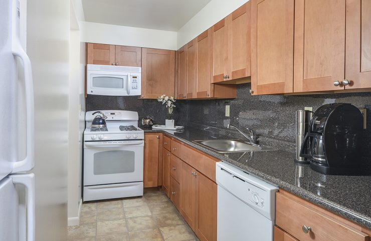 kitchen storage galore
