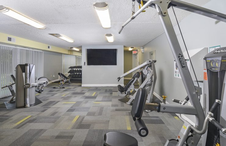norristown apartment gym