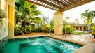 apartment with hot tub in pembroke pines