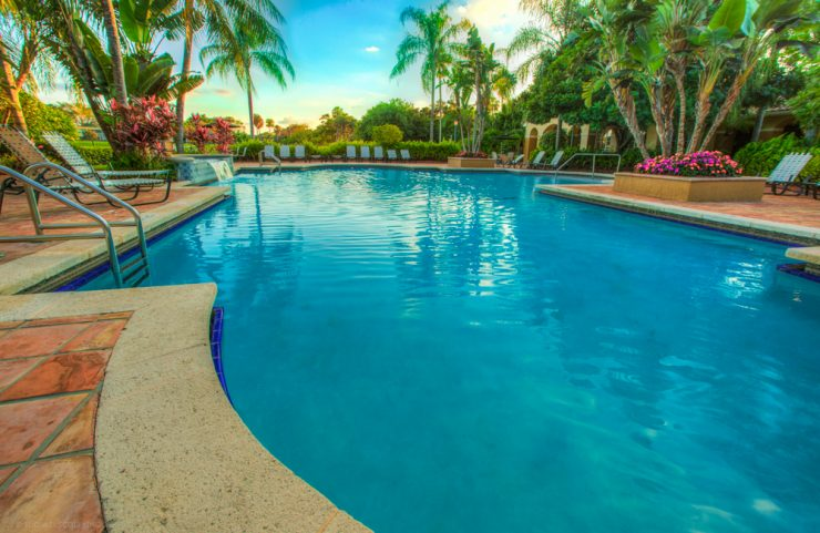 pompano beach rentals with pool