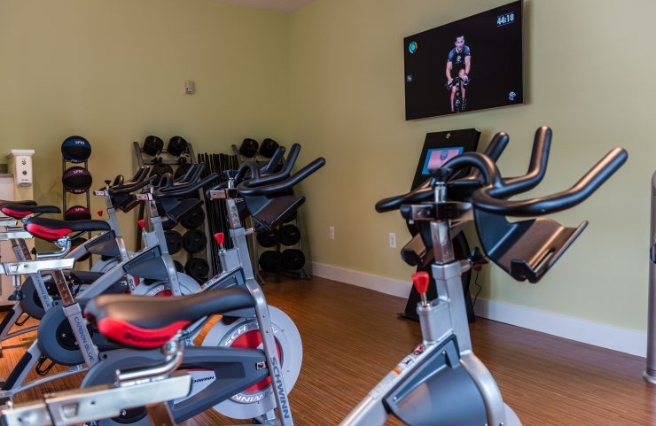 conshohocken apts with fitness programs