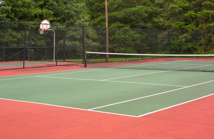 mays landing apartment with tennis court