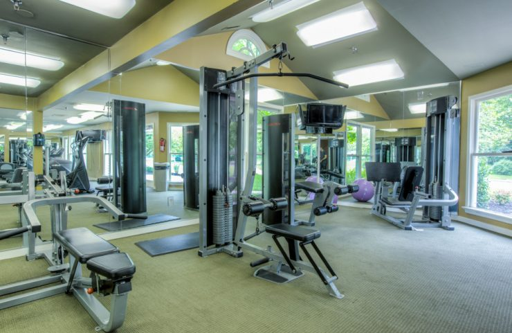 marlton apartment with gym