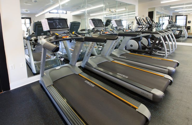 high end cardio equipment