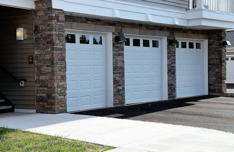 3 Bedroom Townhomes Include Attached Garages & Driveway