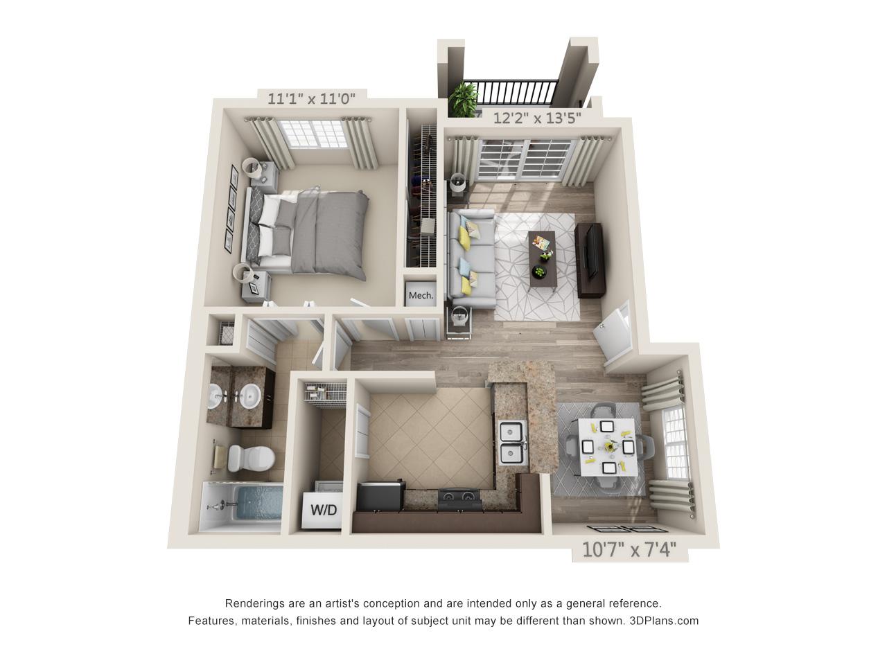 deerfield beach 1 bedroom apartments