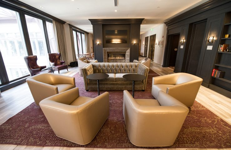 penthouse apartments in center city
