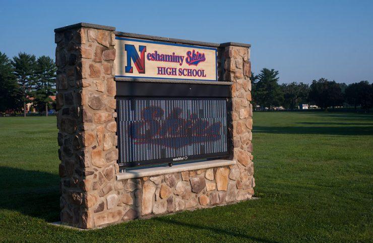 Neshaminy High School
