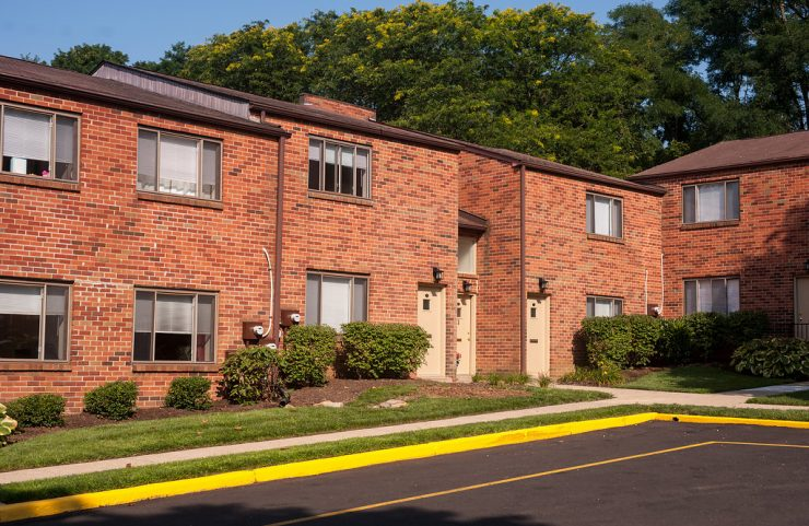 langhorne apartments - orchard square