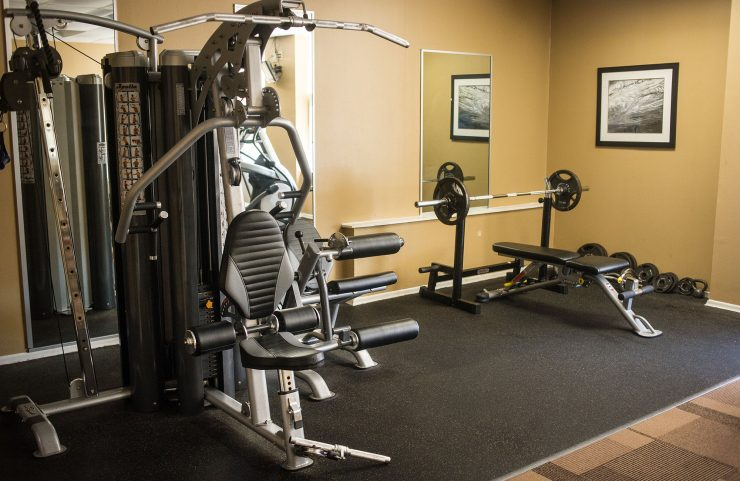 city avenue apartments with fitness center