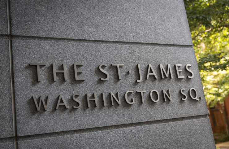 washington square west apartments