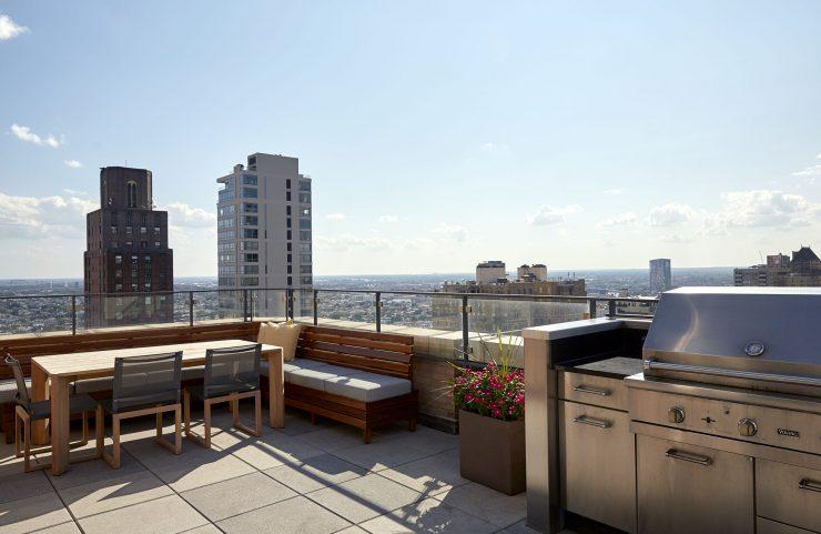 center city rentals with views