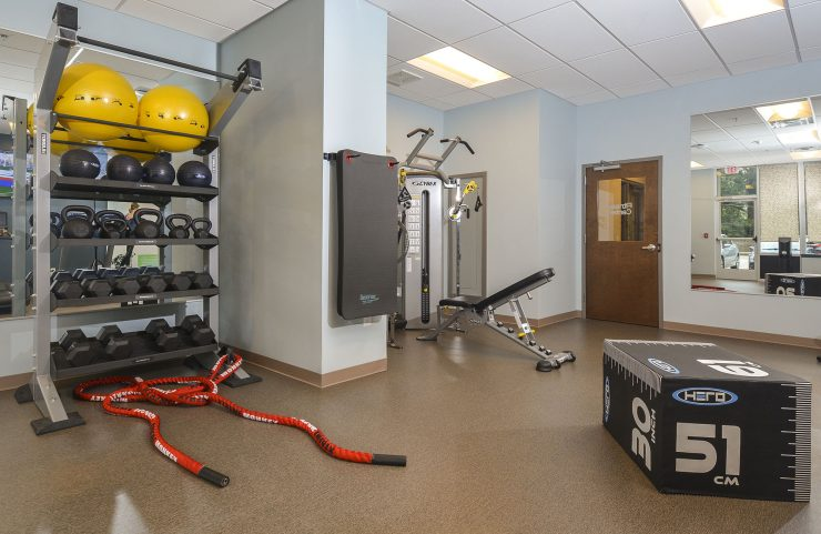 germantown apartments with a fitness center