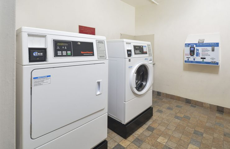 front loading washer and dryer