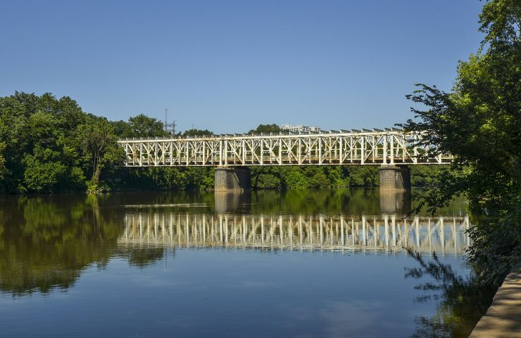 Nearby: East Falls Bridge