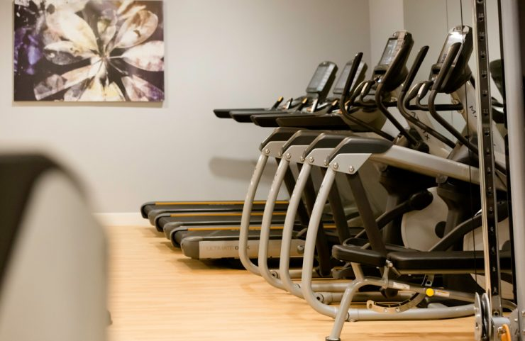 Apartments With Gym or Fitness Center