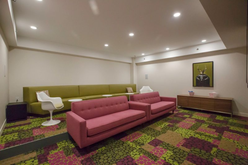 Screening Room / Media Center