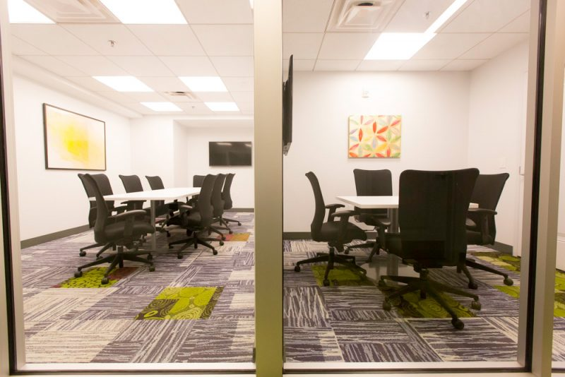 Conference & Think Suites
