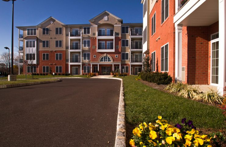 apartments near blue bell