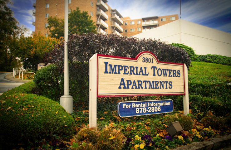 apartments near bala cynwyd - imperial towers
