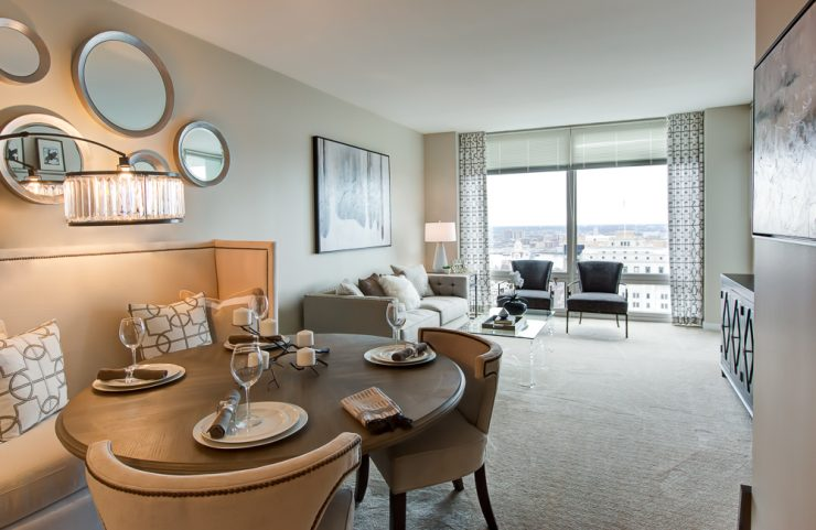 washington square apartments