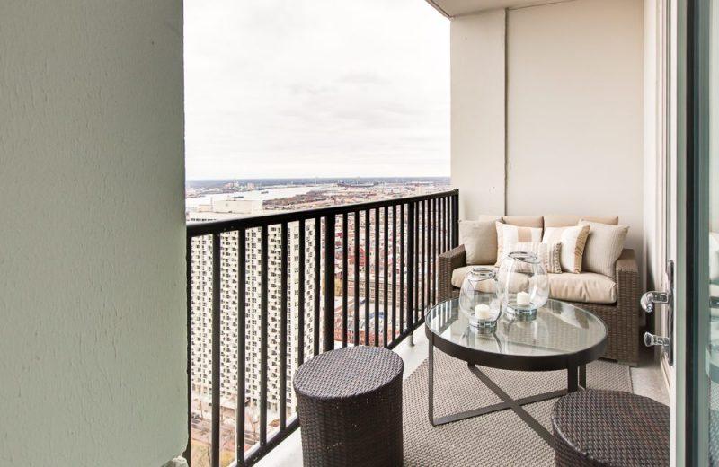 Patio or balcony