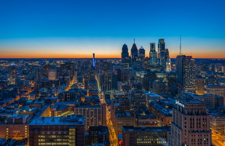 philadelphia skyscraper apartments
