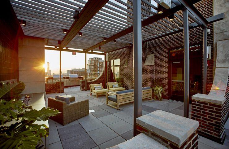 outdoor space in philadelphia