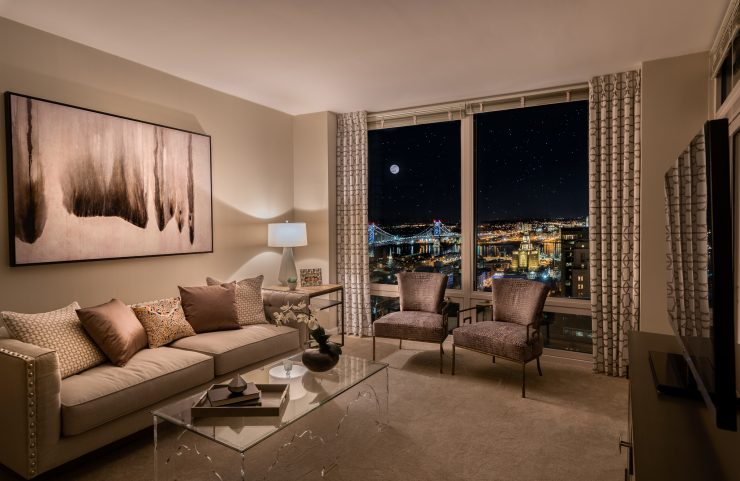 pet friendly apartments in washington square
