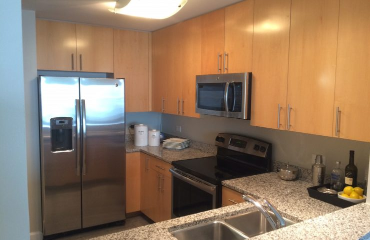 luxury center city apartments