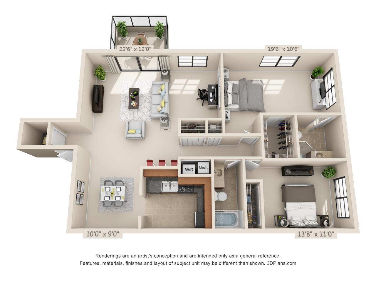 boca raton apartment rentals