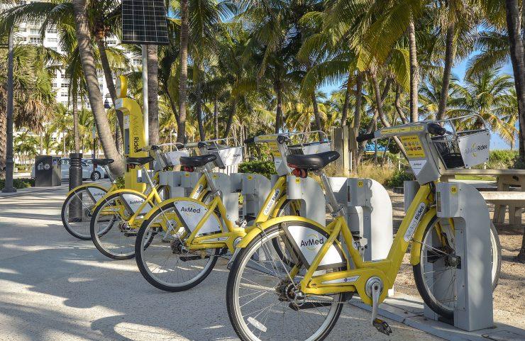 nearby bike rentals