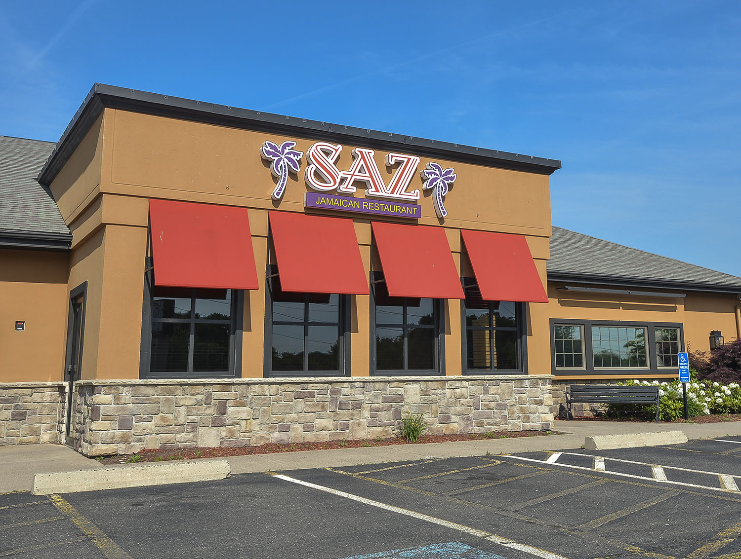 Nearby: Saz Jamaican Restaurant