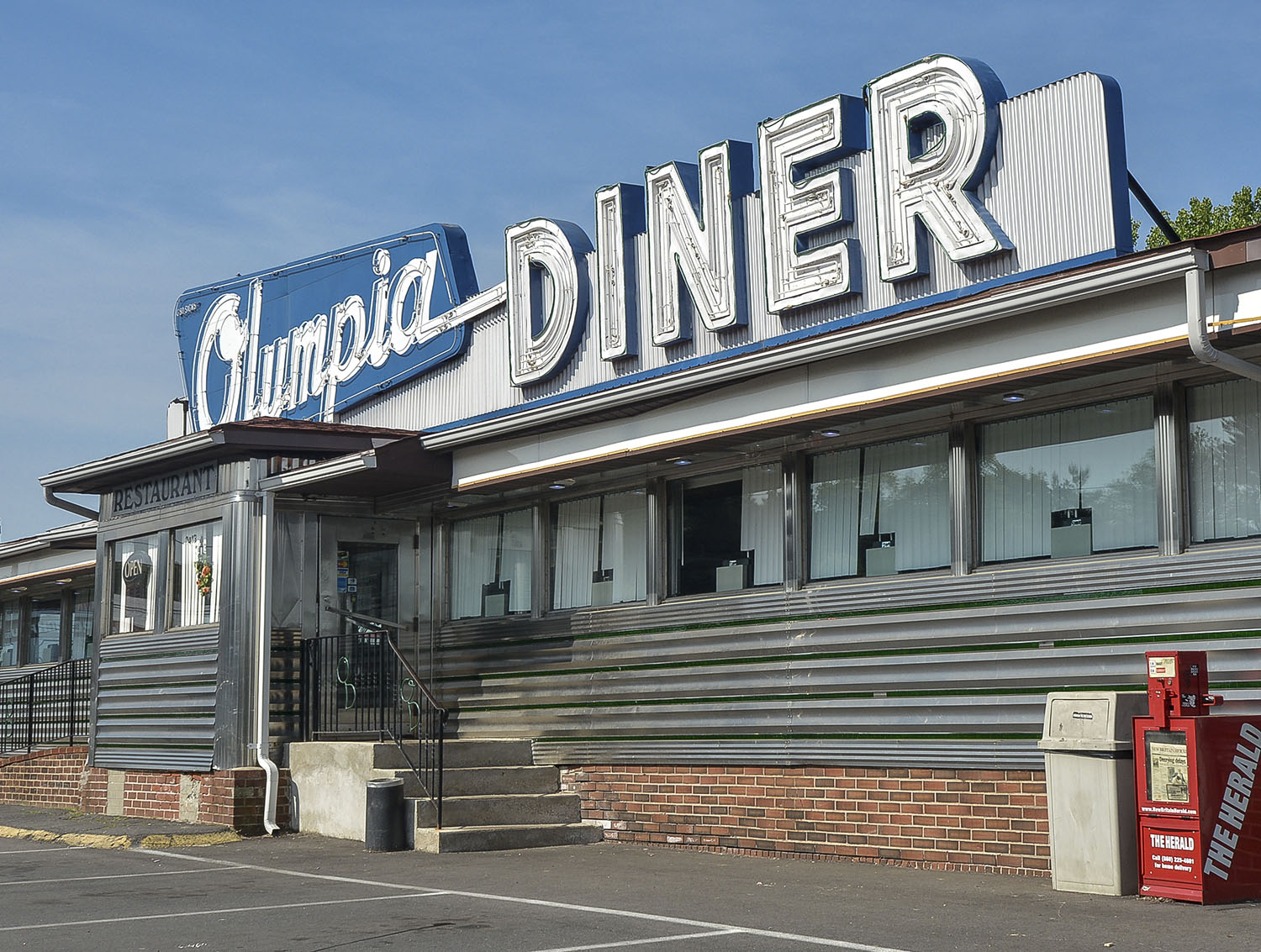 Nearby: Olympia Diner